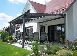 Terrassenüberdachung Holz Glas Konfigurator : terrassen berdachung alu glas bausatz mit sonnenschutz ~ Frokenaadalensverden.com Haus und Dekorationen
