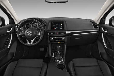 mazda dashboard motor trend suv reviews autos post