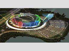 Baku Olympic Stadium Azerbaijan Building earchitect