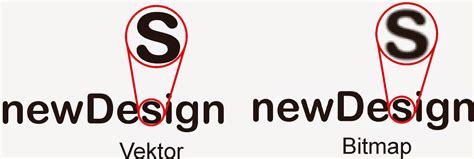 newDesign: Perbedaan Gambar Vektor dan Bitmap