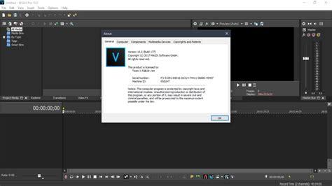 vegas pro free download bagas31