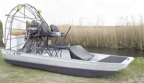 Fan Boat Conversion by Classic Hulls
