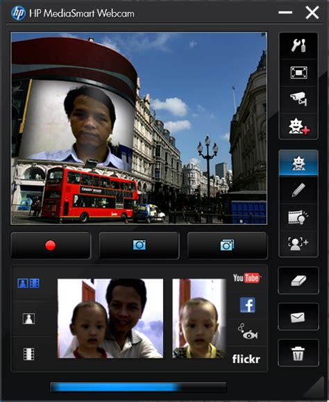 download webcam for windows 7 hp