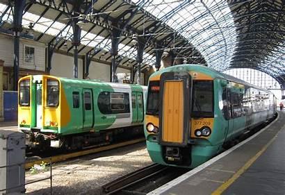 Southern Railway Thameslink Wikipedia Govia
