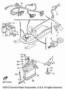 1 vk540 vk540en yamaha With diagram of 1989 phazer deluxe elec start pz480en yamaha snowmobile