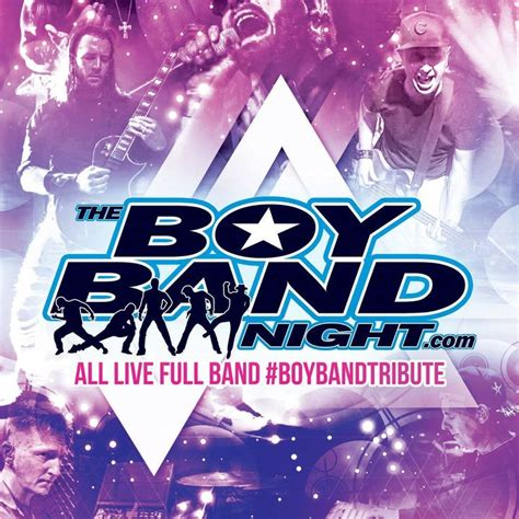 Bandsintown | The Boy Band Night Chicago Tickets - NEWCITY ...