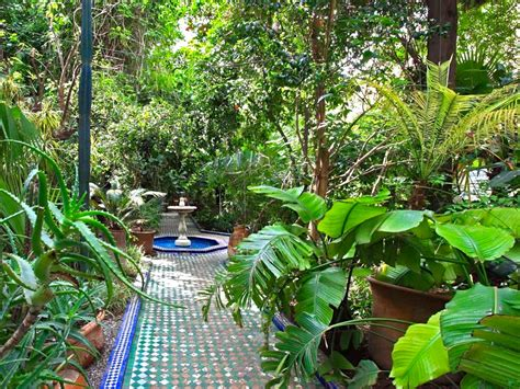 small house plans with courtyards 5 fabulous courtyard gardens in marrakech morocco travel