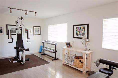 ways  improve  design   home gym