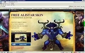 Free Skins Lol