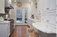 galley kitchen designs 47 Best Galley Kitchen Designs - Decoholic