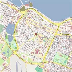 Reykjavik Iceland Map