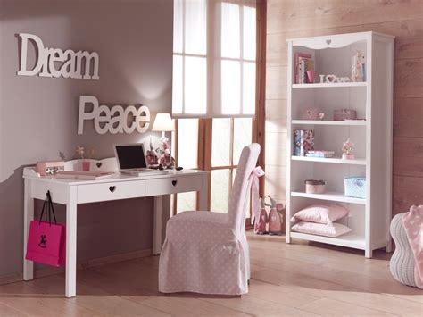 bureau coiffeuse fille bureau enfant fille chambre emile au style so romantique