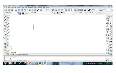 menggambar teknik engineering drawing software