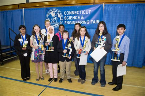 winners statewide science engineering fair connecticut
