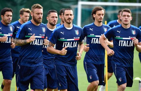 Italy's Possible Matchups in 2018 World Cup Qualifying ...