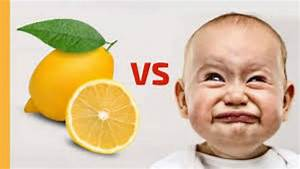 Baby Eats a Sour Lemon World Best and Amazing Videos - YouTube