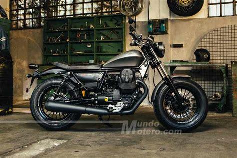 Moto Guzzi V9 Bobber 2019 by Moto Guzzi V9 Roamer Bobber Sport 2019 Precios Y