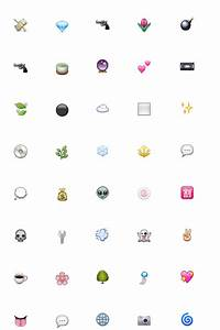 Emoji lock/home screen. Twitter @adorablexlouis