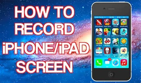 how do i record my iphone screen how to record iphone screen free with or without jailbreak