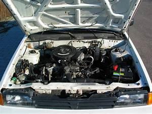 Nissan Sunny N13 Engines