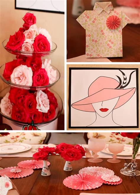 mothers day event ideas hats off to mom mother s day party planning ideas supplies cake idea