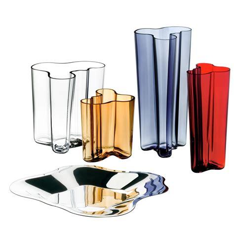 aalto vase savoy by alvar aalto from iittala - Aalto Vases