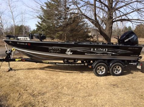 Lund Walleye Boats For Sale by Capt Josh Hagemeister S Lund Boat For Sale On Walleyes