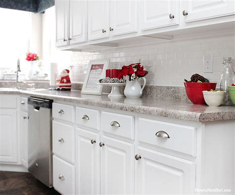 top of cabinet decorations for kitchens kitchen décor how to nest for less