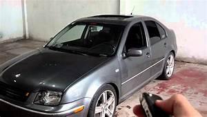Demostraci U00f3n M U00f3dulo Comfort - Volkswagen Bora 2006