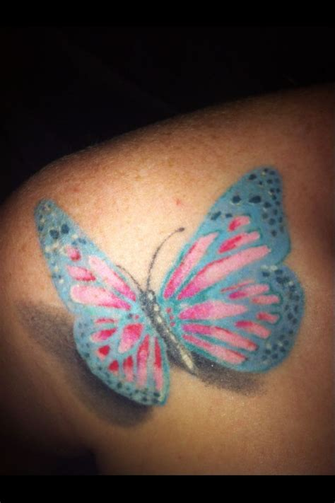 butterfly tattoo tattoos pinterest butterfly