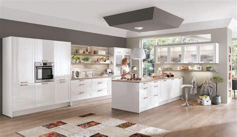 Moderne-einbauküche Norina 6676-alpinweiss-hochglanz-lack