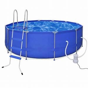 categorie piscine page 4 du guide et comparateur d39achat With bache hivernage piscine hors sol ronde 10 bache 4 saisons pour frame pool ronde 488 cm achat