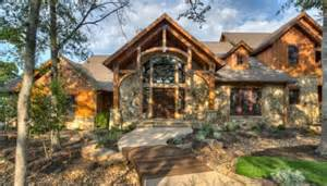 cabin style houses indian lakes mountain lodge style rustic exterior houston by ellis custom homes llc