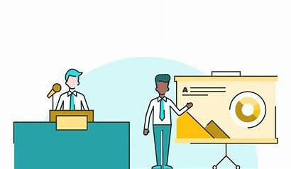 Presentation Speech Clip Brightcarbon Difference Icon