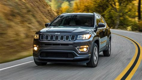 jeep compass 2018 black jeep compass 2018 review carsguide