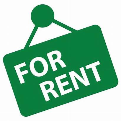 Rent Transparent Apartment Renting Sign Clipart Background
