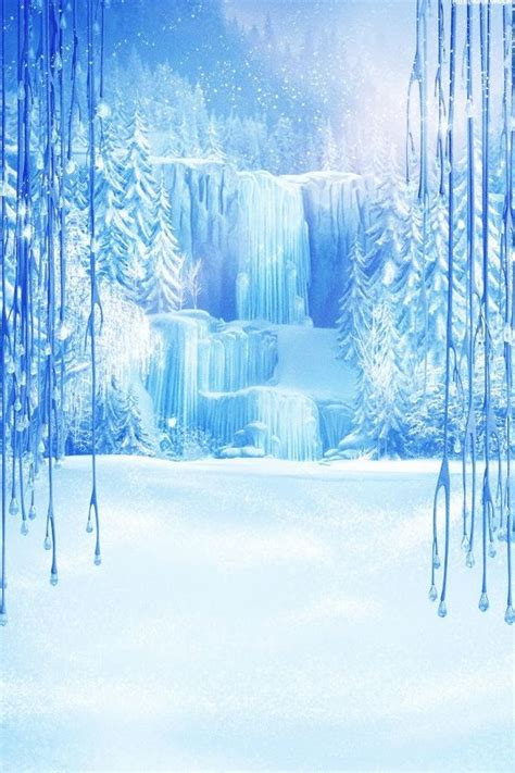 Winter Birthday Background by Details About Frozen Drop Birthday Decoration