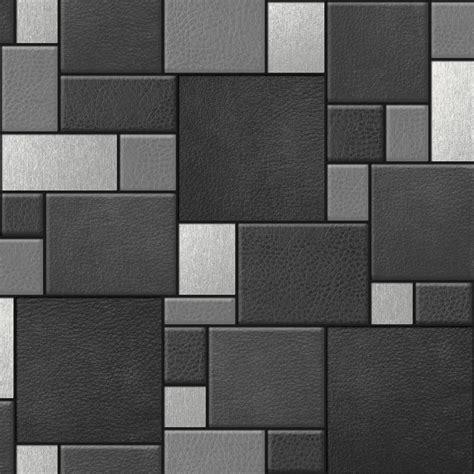 black kitchen island black tile wallpaper wallpapersafari
