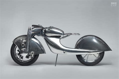A Front Wheel Drive Motorcycle From Rodsmith