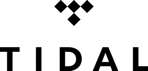 Tidal  Logos Download