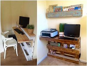 Creative, Diy, Desk, Ideas, That, You, Must, Try, 08