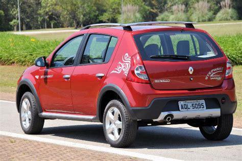 renault sandero 2011 renault stepway 2011 no presenta ning 250 n cambio importante
