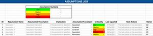 download project plan dependencies gantt chart excel With project raid log template