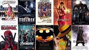 superhero, movies, , ranked