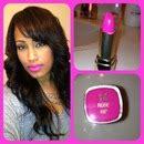 mac rebel dupe milani color statement lipsticks rose