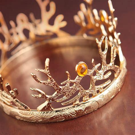 game  thrones royal crown prop replica cool stuff dude