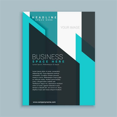 business brochure business brochure template presentation free vector stock graphics images