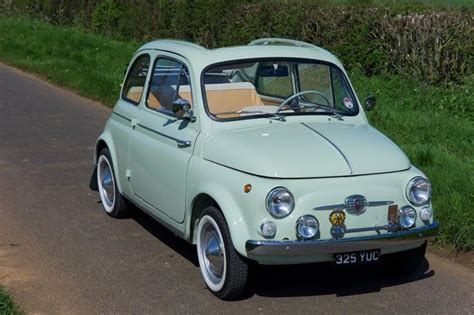 Fiat 500 History by Nostalgia The History Of The Fiat 500 In Your Pictures