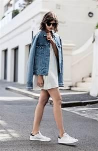 How To Wear A Denim Jacket 2018 | FashionTasty.com