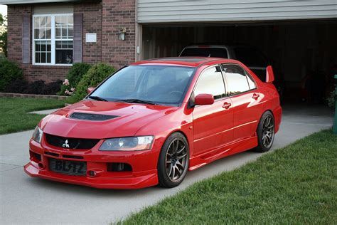 mitsubishi evolution mitsubishi lancer evolution tech voltex aero installation